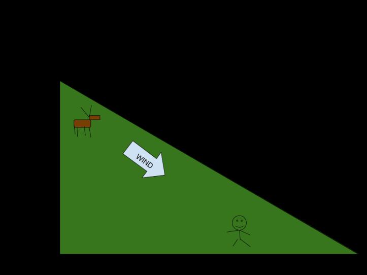 Diagram of Elk Response UHUW